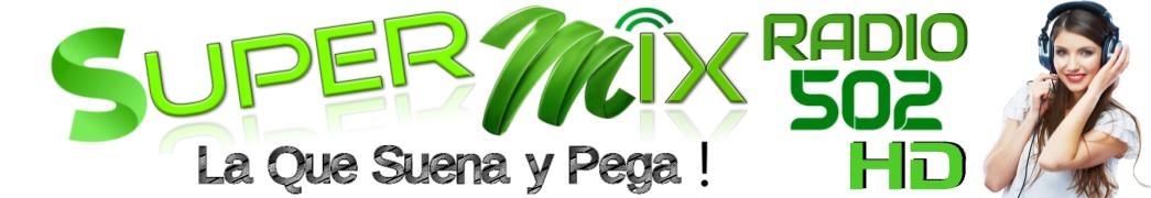 SUPER MIX RADIO 502 HD